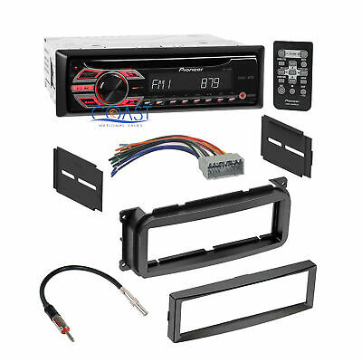 Pioneer Radio Stereo Dash Kit Wire Harness Antenna for 04 ...