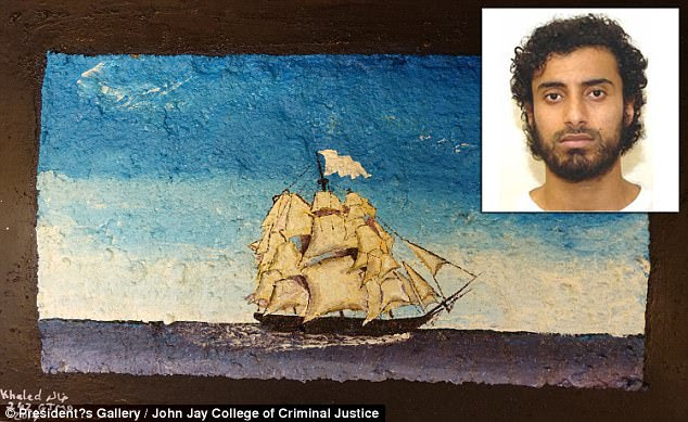 The art of the Guantanamo Bay detainees could be destroyed by the government