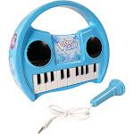KidPlay Products Little Pianist Singing Musical Karaoke Keyboard Ligh