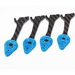 3Dpower x Babyhawk R 6.4cm Replacement Arms Kit for Emax Babyhawk R