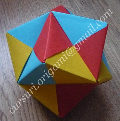 Trisoctaedru by Bogdan Petcu
