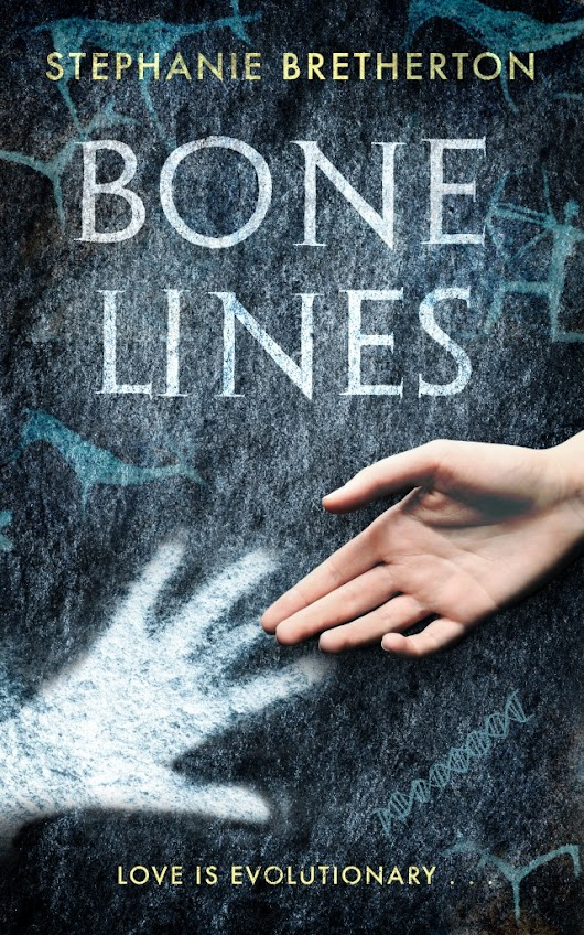 #BlogTour #Extract ~ Bone Lines by Stephanie Bretherton @BrethertonWords @Unbounders #RandomThingsTours | Ali - The Dragon Slayer