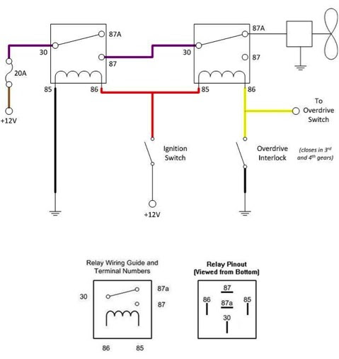 12v Positive Ground Wiring Diagram