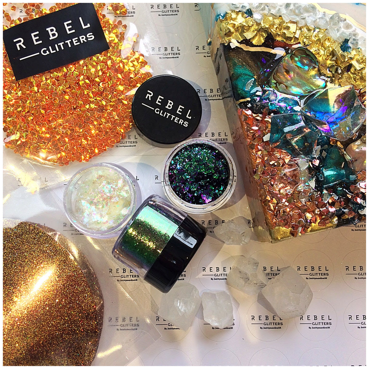 What do I need to create Epoxy Resin Art Work - Materials ...