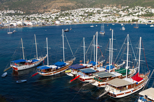 Create Your Yachting Itinerary for Exploring the Turkish Coast