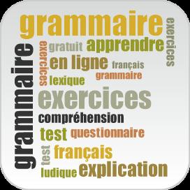 Przymiotniki - nagłówek - Francuski przy kawie