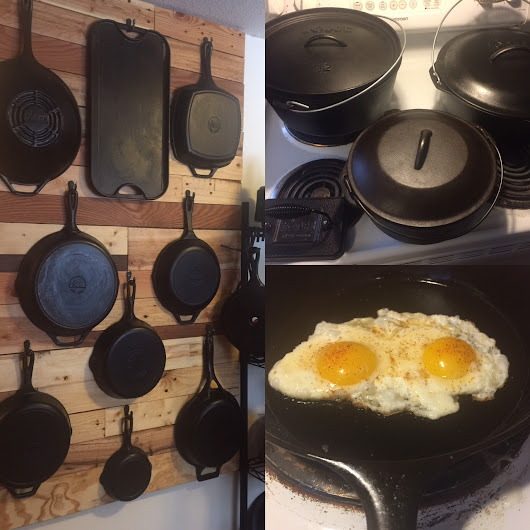 Why Blog About Cast Iron Cookware? • Cooking With Cast Iron