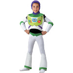 Disney Toy Story - Buzz Lightyear Deluxe Toddler / Child Costume - 2175 - White/Green - Small (4-6)