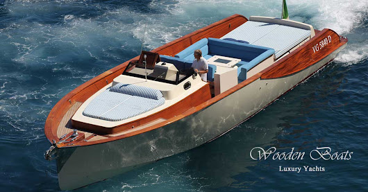 Wooden Boats - Luxury Yachts Composite Wood