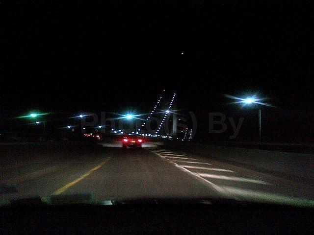"""Jeff Glovsky (Photo By) - """"Night Drive"""""""