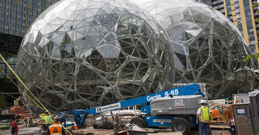 Amazon announces 20 finalists for new headquarters