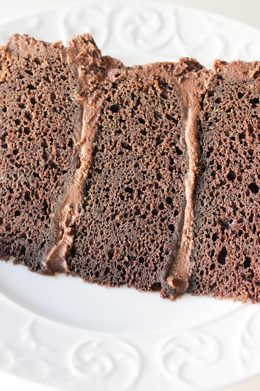 Magleby's Chocolate Cake (The BEST Chocolate Cake!) - Baked in AZ