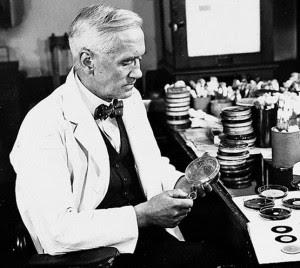 Invento de la penicilina