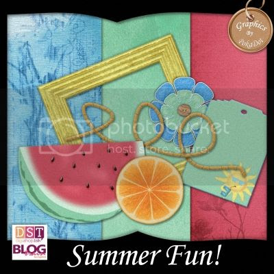 DST Blog Train Summer Fun June 2014