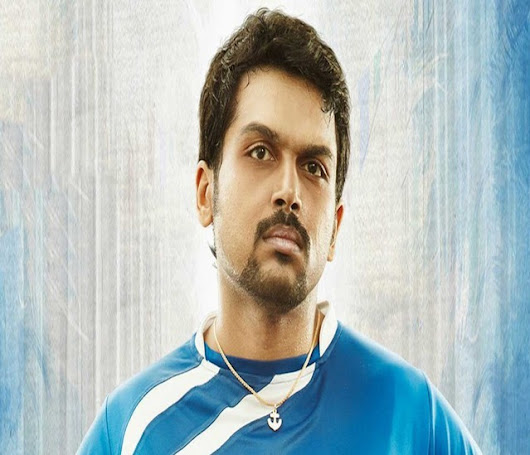 No heroine for this Karthi film