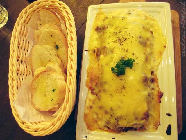 House of Lasagna