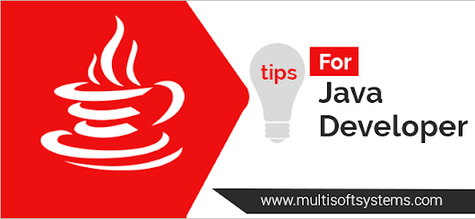 what crucial tips every entry level java developer should know