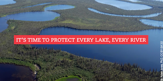 Protect Every Lake, Every River