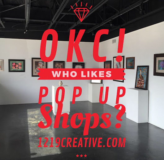 1219 Pop Up Shop