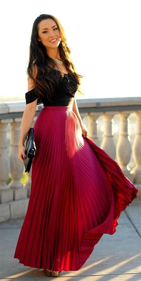 Cute and Cool Skirts Outfits for Girls   Ohh My My