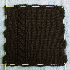 Pratchghan black cable square