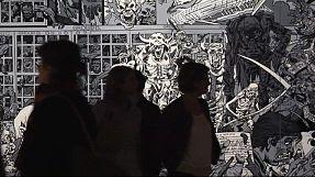 Apre la XII Biennale d'Arte Contemporanea di Lione