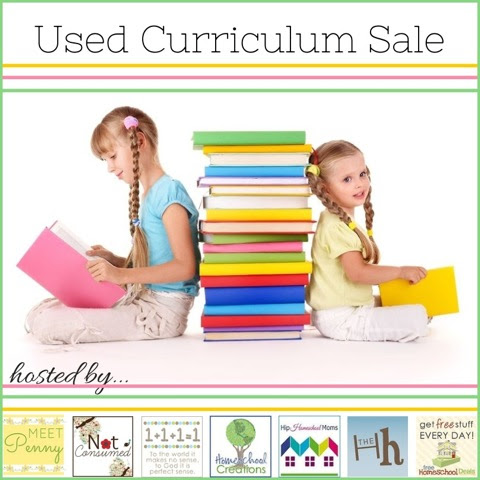 Used Curriculum Sale! - Homeschooling Blessings