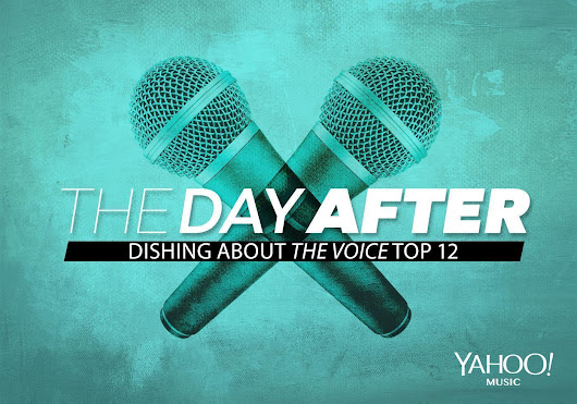 'The Voice,' The Day After: Dishing About the Top 12