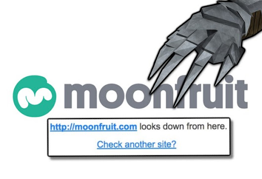 Moonfruit takes users' sites down, as it prepares for DDoS attack