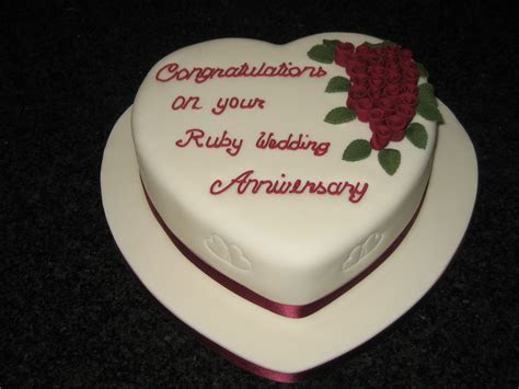 50th Wedding Anniversary Cake   Bespoke Celebration Cakes