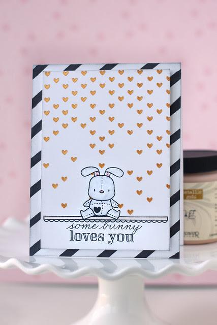 some bunny {Mama Elephant Stampede}