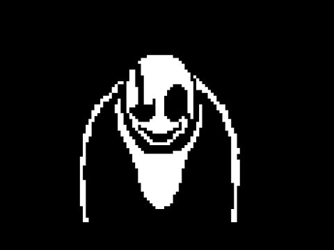 Undertale Fan Boss Fight: GASTER [April Fools] - YouTube