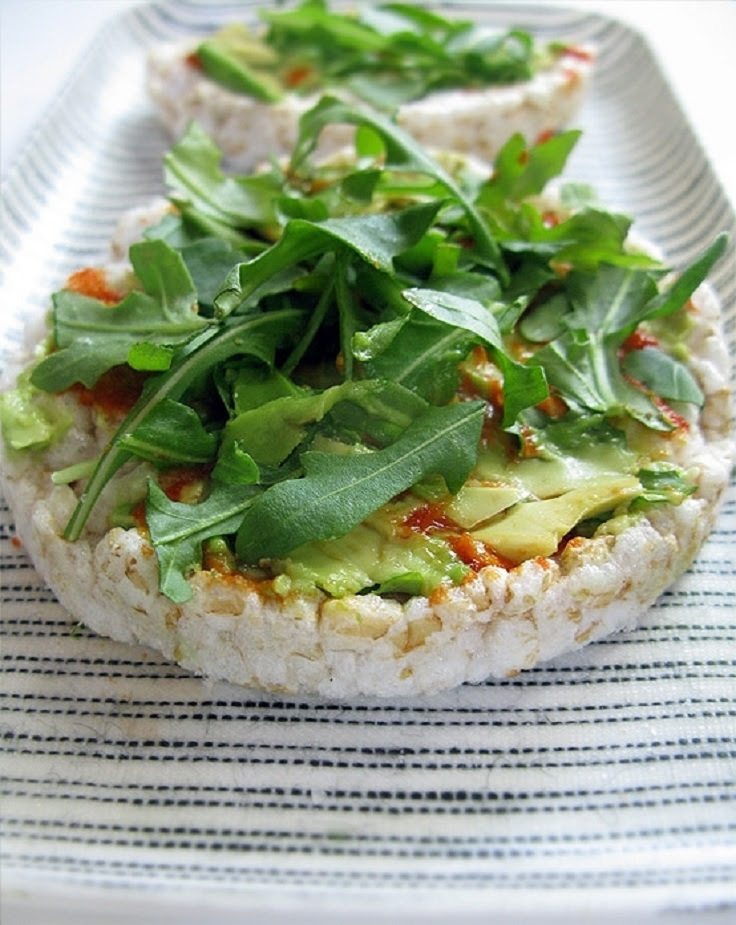 Top 10 Great Toppings For Rice Cakes - Top Inspired