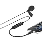 Saramonic LavMicro-UC USB-C Lavalier Omnidirectional Mic