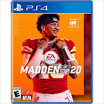 Madden NFL 20 [PS4 Game]