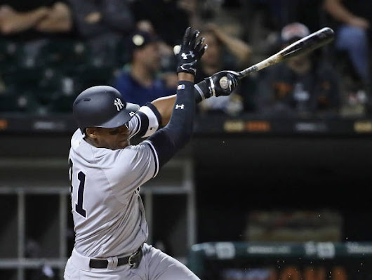 Series Recap: Yankees settle for South Side split against White Sox - Bronx Pinstripes | BronxPinstripes.com