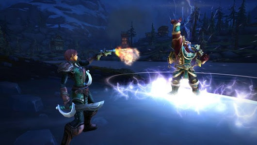 WoW: Battle for Azeroth Is Now Live