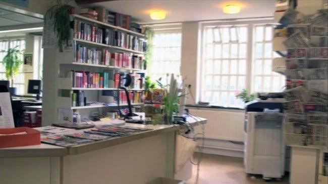 Biblioteket i Norgerhaven