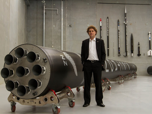 Rocket Lab unveils world's first battery rocket engine - Business - NZ Herald News