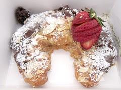 Croissant-Cake