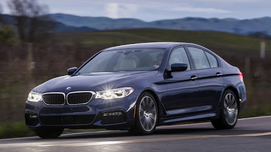 The Ultimate Self-Driving Machine? | 2017 BMW 5 Series First Drive