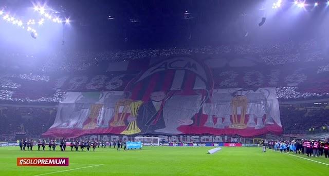 O falso empate entre Milan e Inter