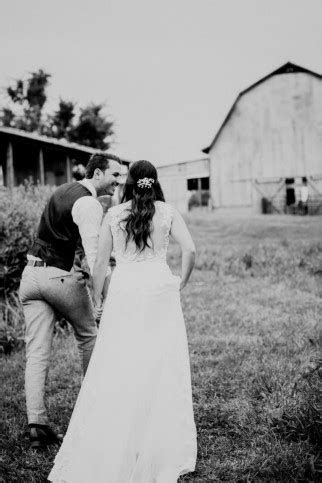 Starlight Meadow Wedding with Rustic Decor - Love & Lavender