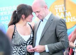 Filip och Filippa Reinfeldt
