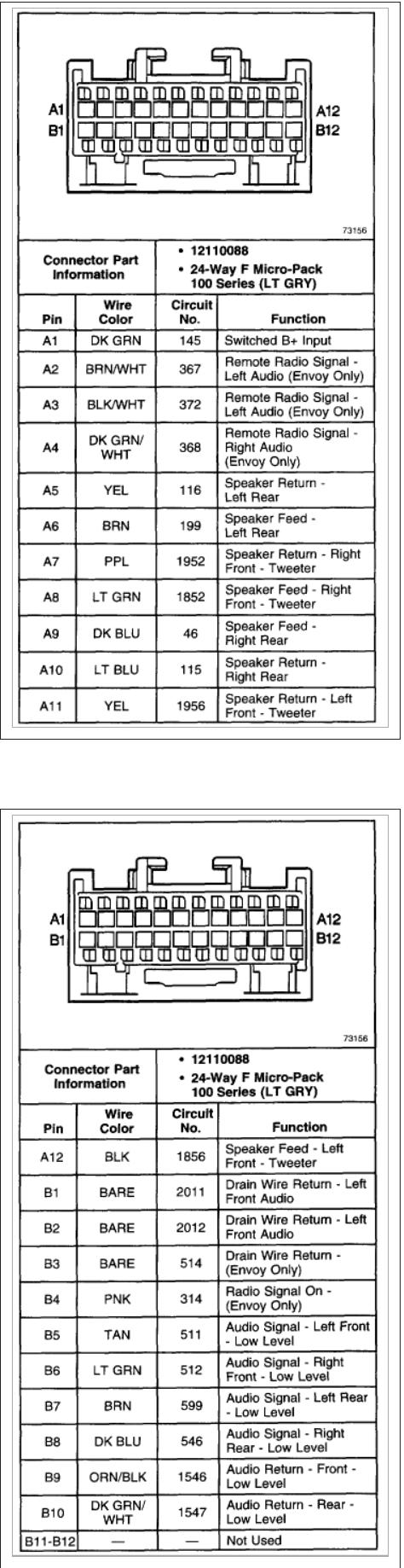 stereo wiring diagram for 2003 chevy silverado gmc envoy stereo wiring diagram wiring diagram data  gmc envoy stereo wiring diagram