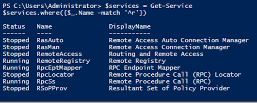 Checking Out The Where and ForEach Operators in PowerShell V4