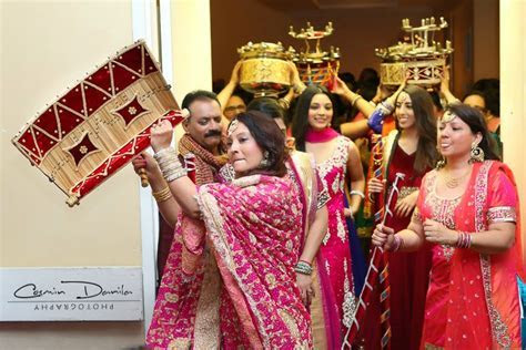List of Synonyms and Antonyms of the Word: punjabi wedding