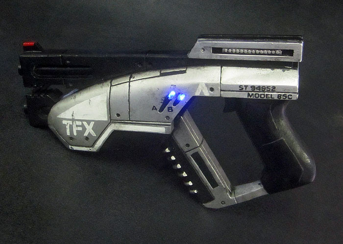 M3 Predator Heavy Pistol Showcase Photo