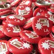 kyle woodward :: commemoration (or, buy a button and help me join the LACBC)