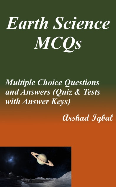 Earth Science Mcqs Multiple Choice Questions And Answers